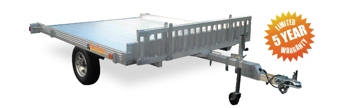Aluminum cargo trailers for sale