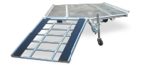 Snowmobile hauler ramps for sale
