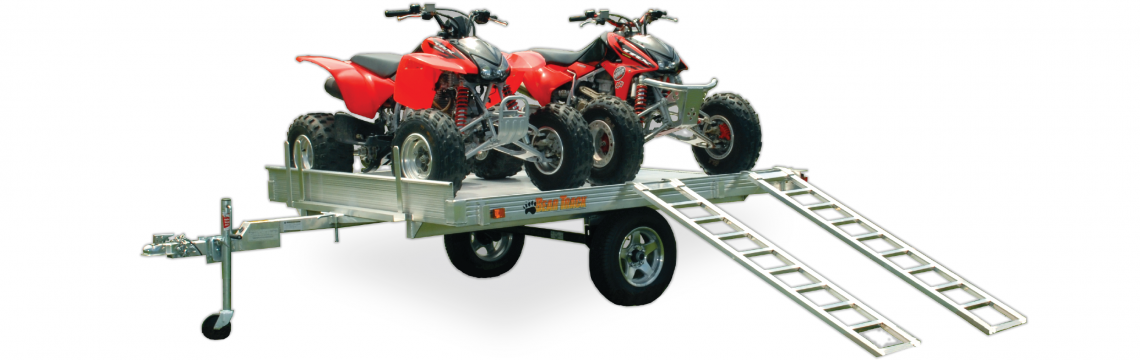 Light ATV trailers for sale