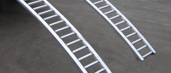 High quality durable ramps fit finish