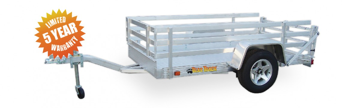 Quality Aluminum Utility Trailers In All Sizes