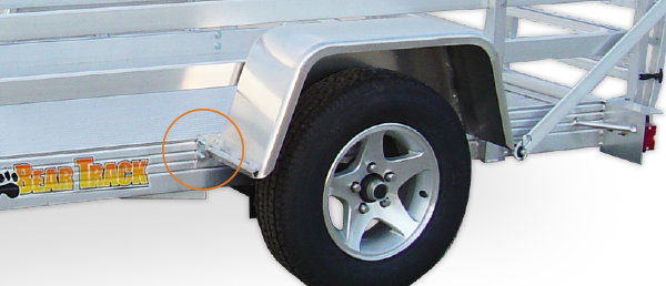 Bear Track Aluminum Fenders are Low Maintenance and Durable
